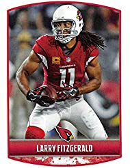 2018 Panini NFL Stickers Collection #390 Larry Fitzgerald Arizona Cardinals Official Football Sticker