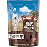 Purina Waggin' Train Beef Jerky Recipe Dog Treats,11 Oz. Pouches Review