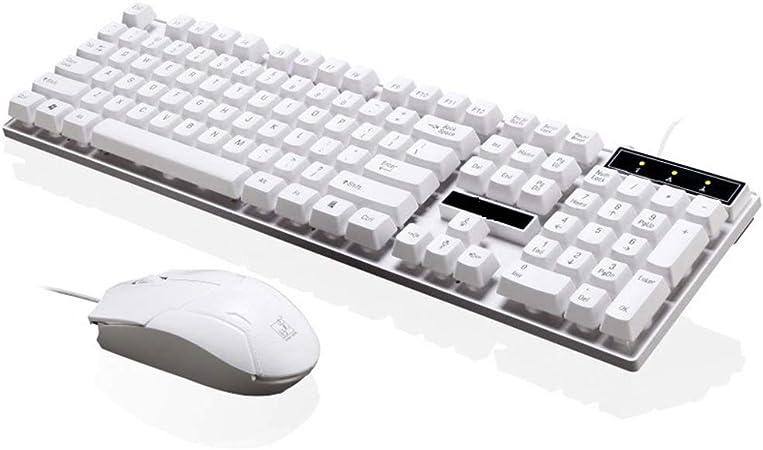 DWG 104 Teclas del Teclado USB con Cable Oficina Juego de ...