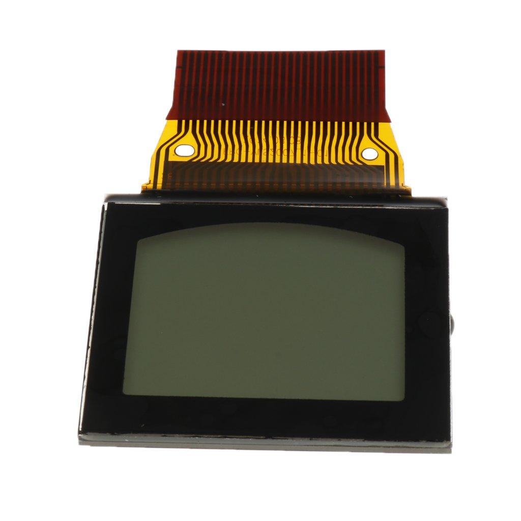 gazechimp Speedometer Cluster LCD with Bonded Ribbon for Nissan Quest Mini Van 04-06