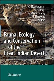 Descargar U Torrent Faunal Ecology And Conservation Of The Great Indian Desert En PDF