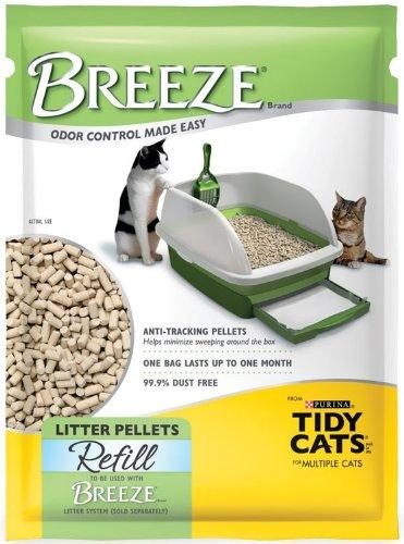 Tidy Cats Breeze Cat Litter Pellets – 3.5 lbs, My Pet Supplies