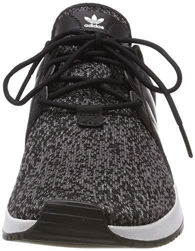 plr De Adidas Black Core Gimnasia Zapatillas 3 44 Para Negro Six grey X 2  Hombre ... 74f83a3159dc