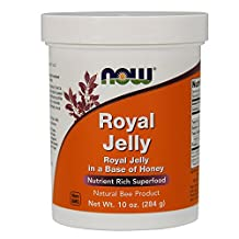 Royal Jelly in Honey by NOW - 10 oz