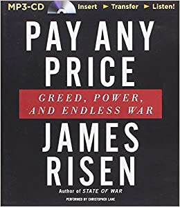 Fear of losing power corrupts or is it greed that corrupts?