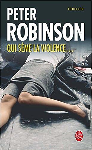 Lire Qui sème la violence epub, pdf