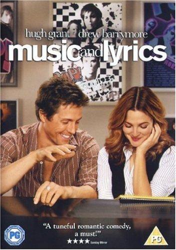 Music And Lyrics - Hugh Grant as Alex Fletcher; Tom Fo DVD