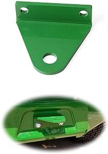 Linwin 3.3 Inch Mower Trailer Tow Hitch Fit for John Deere Ztrak Mower 800 & 900 Series