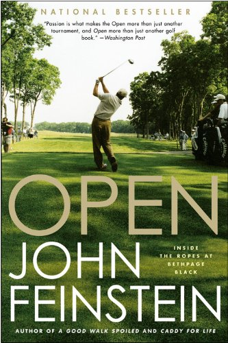 Open by John Feinstein