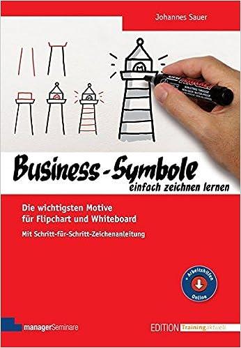 Business Symbole Einfach Zeichnen Lernen Die Wichtigsten Motive Für