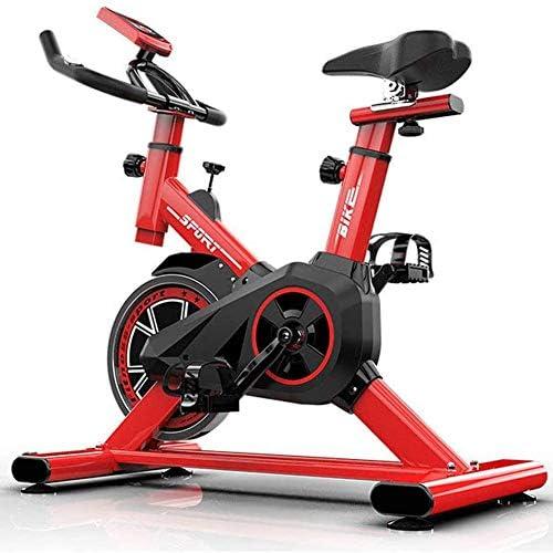 サイレント 定常 エクササイズバイク と LCDディスプレイ、 ホームトレーナー エクササイズバイク いい結果になる スピニングバイク、 無限の抵抗 運動器具