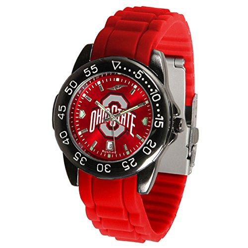 - Ohio State Buckeyes Fantom Sport Silicone Men's Watch