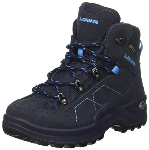 Rise Kody Hiking GTX J Kids' Unisex Navy III Boots Mid 6969 Türkis Blue Lowa High 8qwAaR