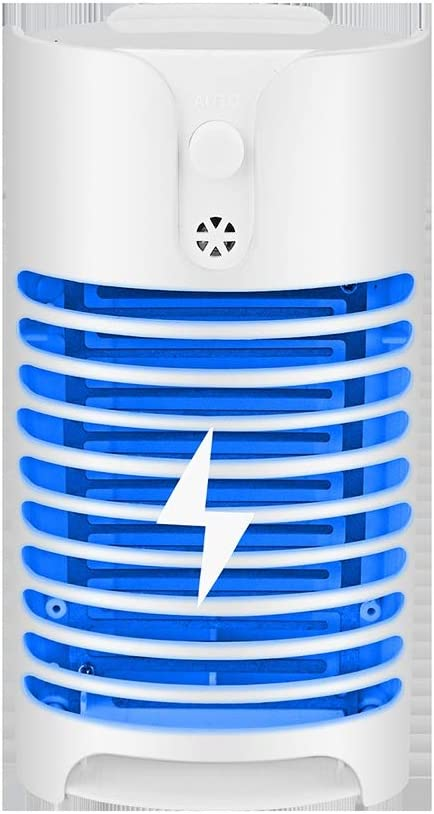 ZHPBHD Lampara De Mosquito Aspirador De Mosquitos para El Hogar Control De Luz Inhalador para Mosquitos Física Trampa para Mosquitos Sin Radiación