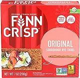 Finn Crisp Crispbread, Original, 7-Ounce (Pack of 9) For Sale