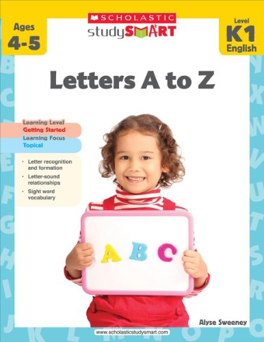 Smart Phonics Letters (Scholastic Study Smart: Letters A to Z)
