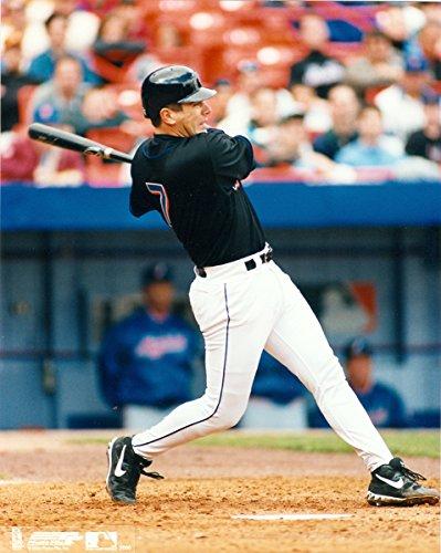 Todd Pratt NY Mets 8x10 Photo #2