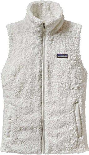 踏み台引き金ボンドパタゴニア アウター ジャケット?ブルゾン Patagonia Women's Los Gatos Fleece Vest BirchWhite [並行輸入品]