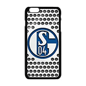FC Schalke 04 Design Bestselling Hot Seller High Quality Case Cove Case For Iphone 6 Plus