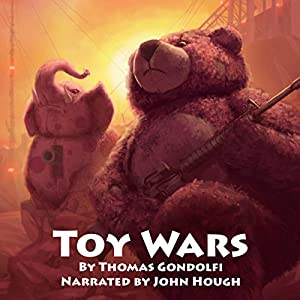 Toy Wars Audiobook