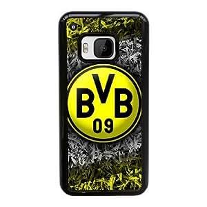 HTC One M9 Cell Phone Case Black Borussia Dortmund BVB Bundesliga Football Club BVB Logo KQ9993540