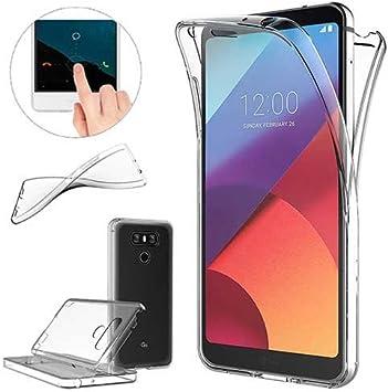 XCYYOO Funda para LG G6 Silicona,Carcasas para LG G6, [Carcasa ...