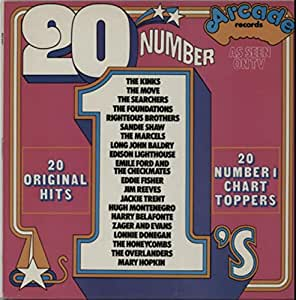 Various - 20 Golden Number Ones - [LP]