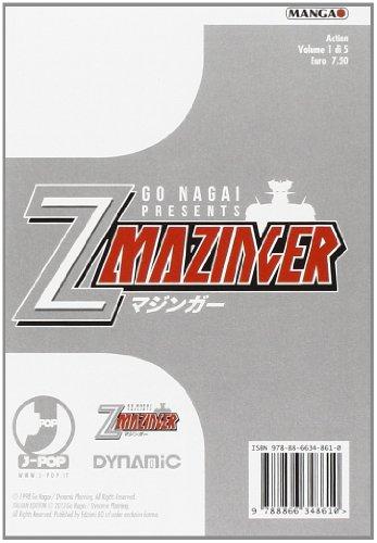 Z Mazinger vol. 1