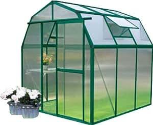 Grow N Up Hobby Greenhouse 6x6