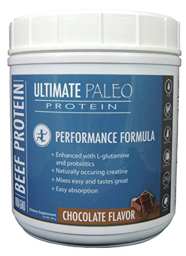 Ultimate Paleo Protein, Performance Formula (Chocolate, 15 Servings)