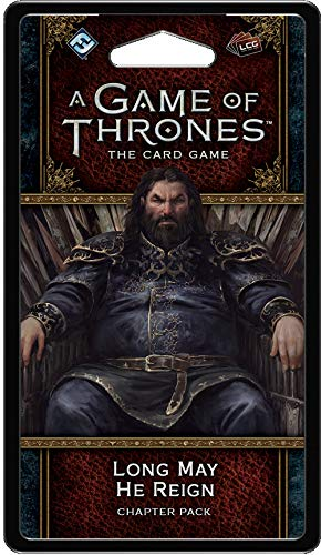 Buy Fantasy Flight Games A Game Of Thrones Lcg 2nd Ed Long May He Reign Online At Low Prices In India Amazon In