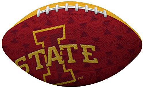 NCAA Iowa State Cyclones Junior Gridiron Football, (Iowa State Cyclones Collectibles)