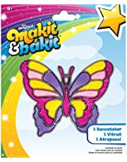 ColorBok 413181 Makit and Bakit Suncatcher Kit-Large Butterfly