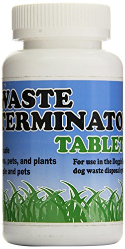 Solid Waste Disposal (Doggie Dooley 36 Waste Tablets, White)