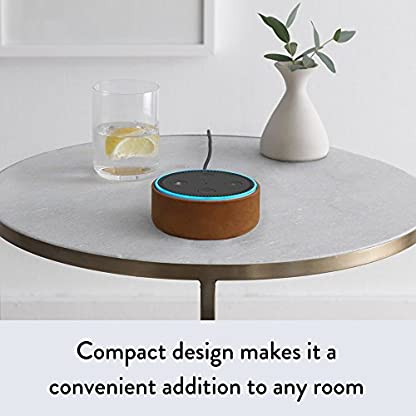 Echo Dot (2nd Generation) - Smart speaker with Alexa - Black 5