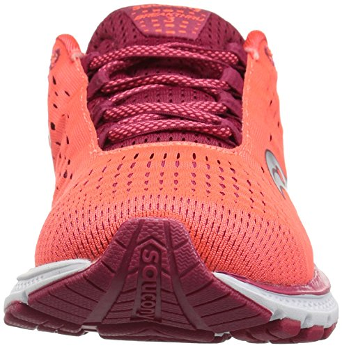 Breakthru Zapatillas Coral Saucony Woman 3 Berry coral 5aOUwq