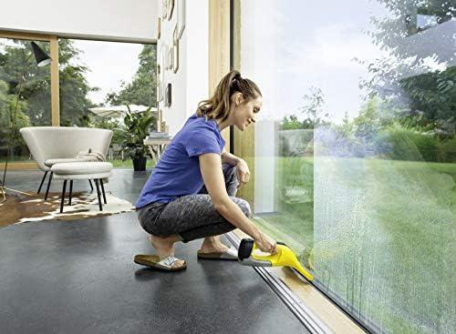 KARCHER 16335100 Nettoyeur de vitres WV6 Plus, Jaune - Home Robots