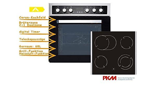 PKM bic8 2 KB GK de IX de 2H Juego de Instalación de horno ...