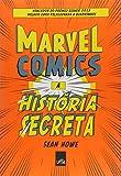 capa de Marvel Comics. A História Secreta