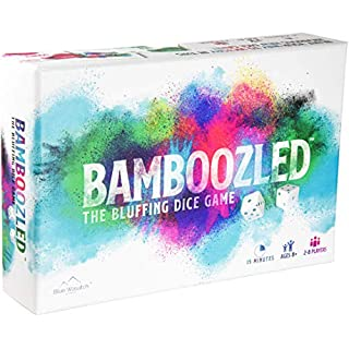 Bamboozled - The Bluffing Dice Game