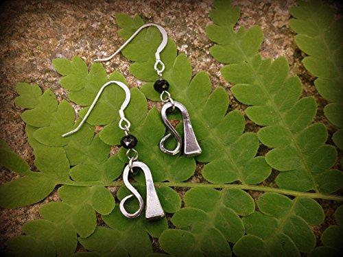 Horseshoe Nail Earrings - 5