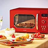 COMFEE' Countertop Microwave Oven with Sound