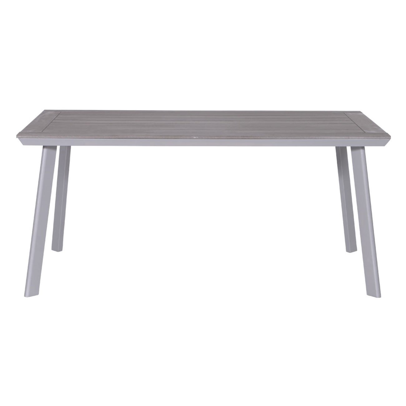 Mesa de jardín outliv. Vigo Jardín Mesa 160 x 90 cm Aluminio ...