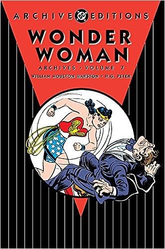 Amazon com: Wonder Woman Archives Vol  7 (Archive Editions