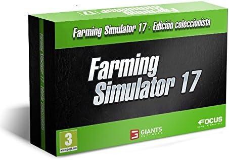 Farming Simulator 17 - Collectors Edition: Amazon.es: Videojuegos
