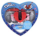 Oreo Cookie Dunking Set in Heart Box