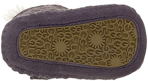 UGG Australia Scarpe da Atletica Uomo Purple Leopard 0-1 M US Little Kid