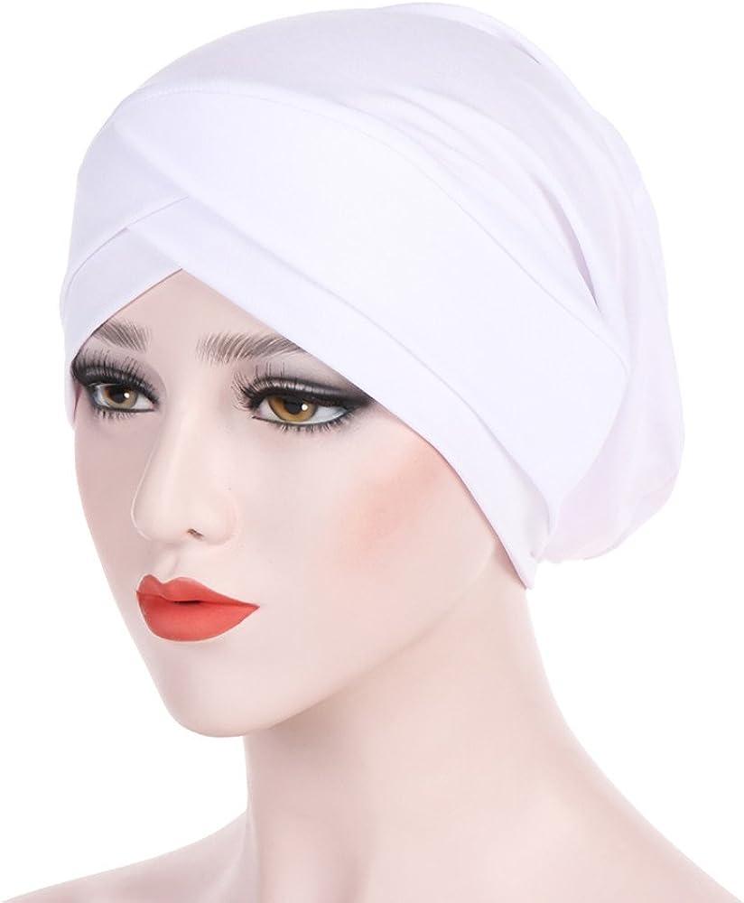 NEW Women Ladies Under Scarf Hijab HEADBAND Sports Cap Band Premium Quality