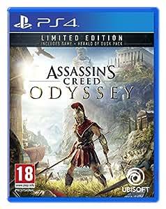 Assassin'S Creed Odyssey - Limited Edition (Edición Exclusiva Amazon)