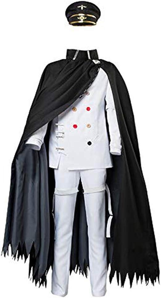 Anime Danganronpa V3 Cos Ouma Kokichi Cosplay School Uniform costume